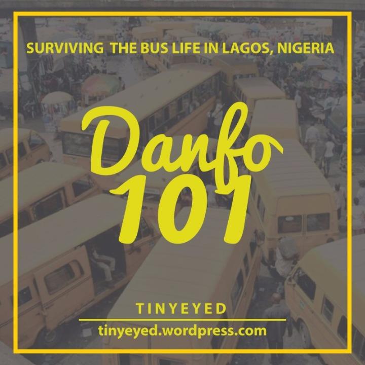 Surviving the Bus Life in Lagos, Nigeria: DANFO101