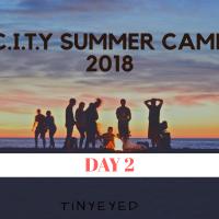 #CITYLeadersArise2018 Summer Camp: Day 2