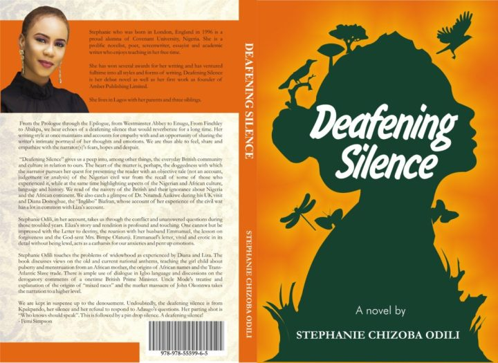 BOOK REVIEW || DEAFENING SILENCE BY STEPHANIEODILI